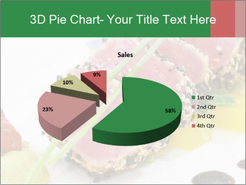 Tuna fillet PowerPoint Template - Slide 35