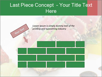 Tuna fillet PowerPoint Template - Slide 46