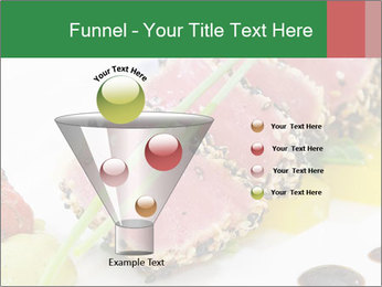 Tuna fillet PowerPoint Template - Slide 63