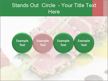 Tuna fillet PowerPoint Template - Slide 76