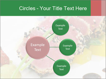 Tuna fillet PowerPoint Template - Slide 79