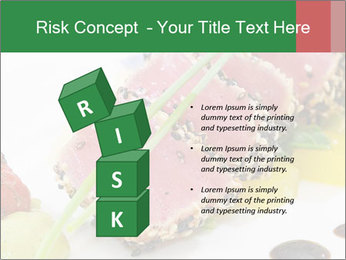 Tuna fillet PowerPoint Template - Slide 81