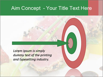 Tuna fillet PowerPoint Template - Slide 83