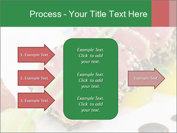 Tuna fillet PowerPoint Template - Slide 85
