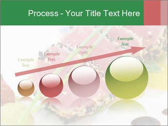 Tuna fillet PowerPoint Template - Slide 87