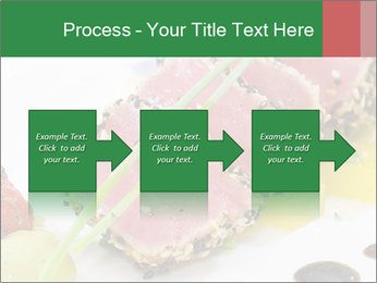Tuna fillet PowerPoint Template - Slide 88