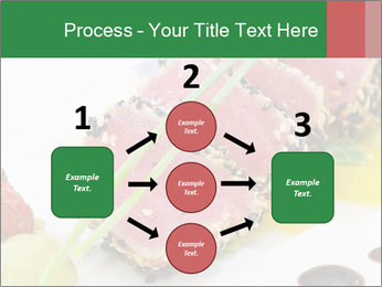 Tuna fillet PowerPoint Template - Slide 92
