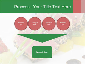 Tuna fillet PowerPoint Template - Slide 93