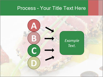 Tuna fillet PowerPoint Template - Slide 94
