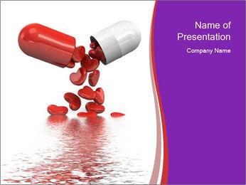 Pills PowerPoint Templates - Slide 1