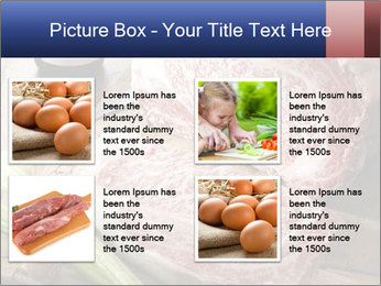 Beef PowerPoint Template - Slide 14