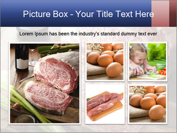 Beef PowerPoint Template - Slide 19