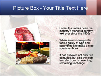 Beef PowerPoint Template - Slide 20