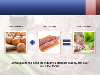 Beef PowerPoint Template - Slide 22
