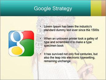 Winter hat PowerPoint Templates - Slide 10