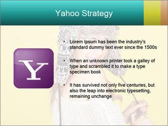 Winter hat PowerPoint Templates - Slide 11