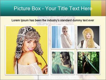 Winter hat PowerPoint Templates - Slide 19
