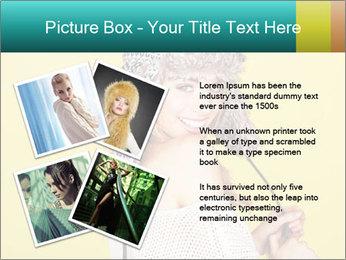 Winter hat PowerPoint Templates - Slide 23