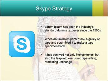 Winter hat PowerPoint Templates - Slide 8