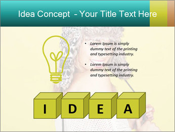 Winter hat PowerPoint Templates - Slide 80