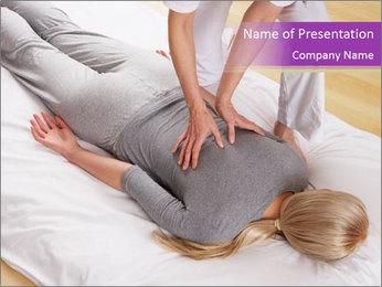 Massage PowerPoint Templates - Slide 1