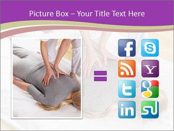 Massage PowerPoint Templates - Slide 21