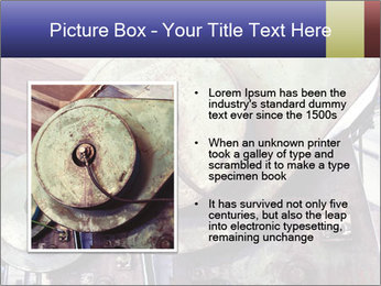 Old industrial PowerPoint Template - Slide 13