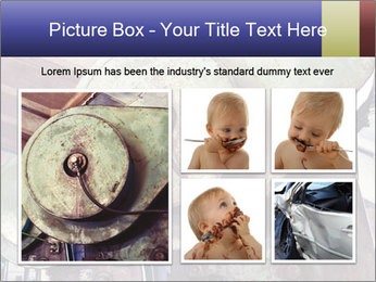 Old industrial PowerPoint Template - Slide 19
