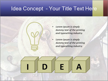 Old industrial PowerPoint Template - Slide 80