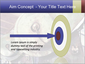 Old industrial PowerPoint Template - Slide 83