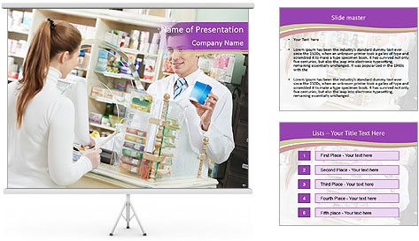 Pharmacy PowerPoint Template