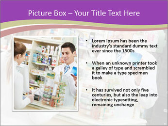 Pharmacy PowerPoint Templates - Slide 13