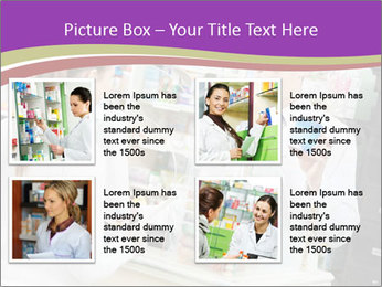 Pharmacy PowerPoint Templates - Slide 14