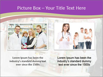 Pharmacy PowerPoint Templates - Slide 18