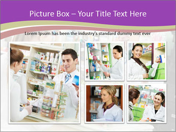 Pharmacy PowerPoint Templates - Slide 19