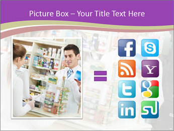 Pharmacy PowerPoint Templates - Slide 21