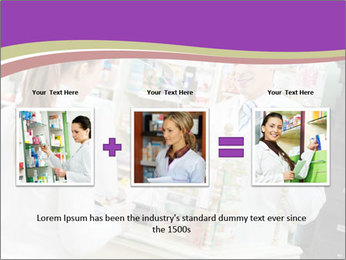 Pharmacy PowerPoint Templates - Slide 22