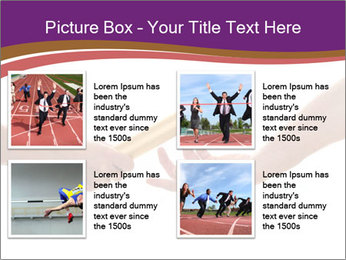 Baton PowerPoint Templates - Slide 14