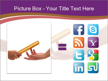 Baton PowerPoint Templates - Slide 21
