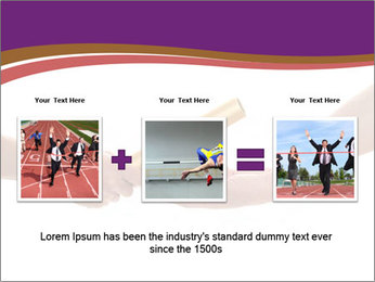 Baton PowerPoint Templates - Slide 22