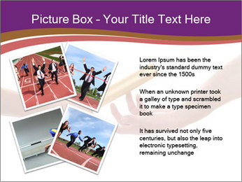 Baton PowerPoint Templates - Slide 23