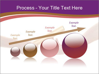 Baton PowerPoint Templates - Slide 87