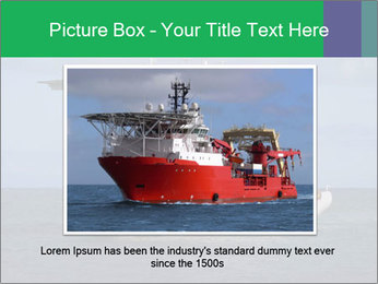 Ship PowerPoint Template - Slide 16