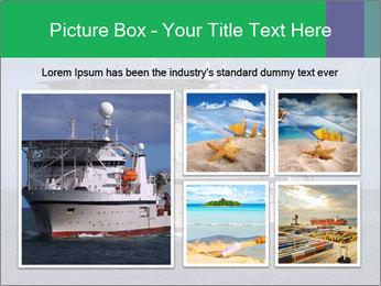Ship PowerPoint Template - Slide 19