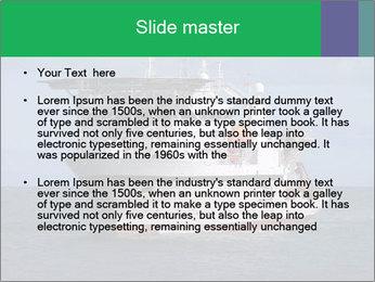 Ship PowerPoint Template - Slide 2
