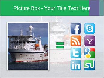 Ship PowerPoint Template - Slide 21