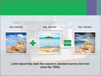 Ship PowerPoint Template - Slide 22