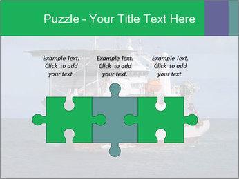 Ship PowerPoint Template - Slide 42