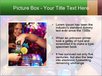 Cocktails PowerPoint Templates - Slide 13
