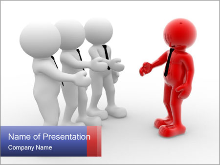 Partnership PowerPoint Template
